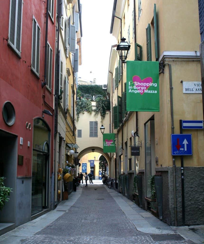 Parma borgo Mazza