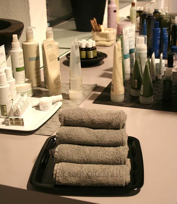 Nel cuore di parma riccioli biondi la beauty spa firmata for Acqua aveda salon