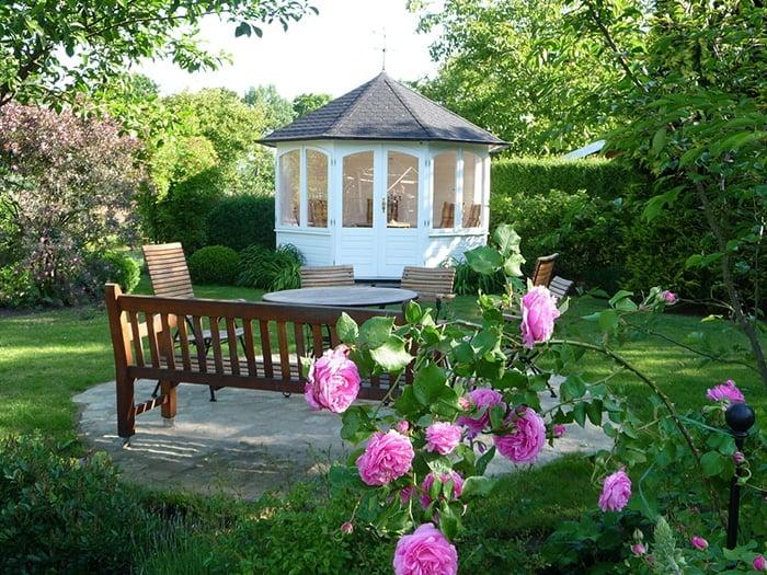 un'estate en plein air, con #Homify il mio giardino all'inglese ...