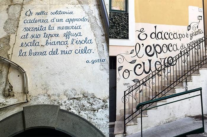 Salerno borghi