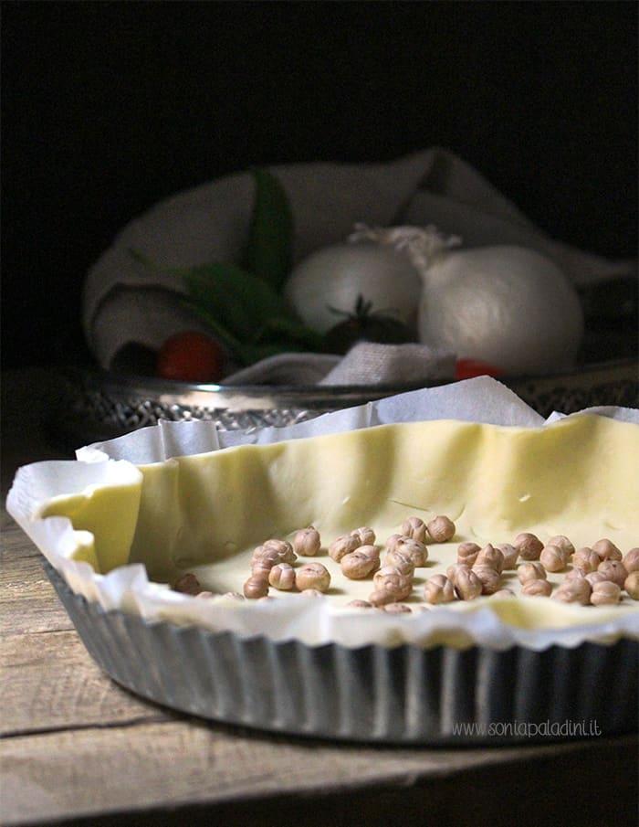 ricetta torta di pomodori