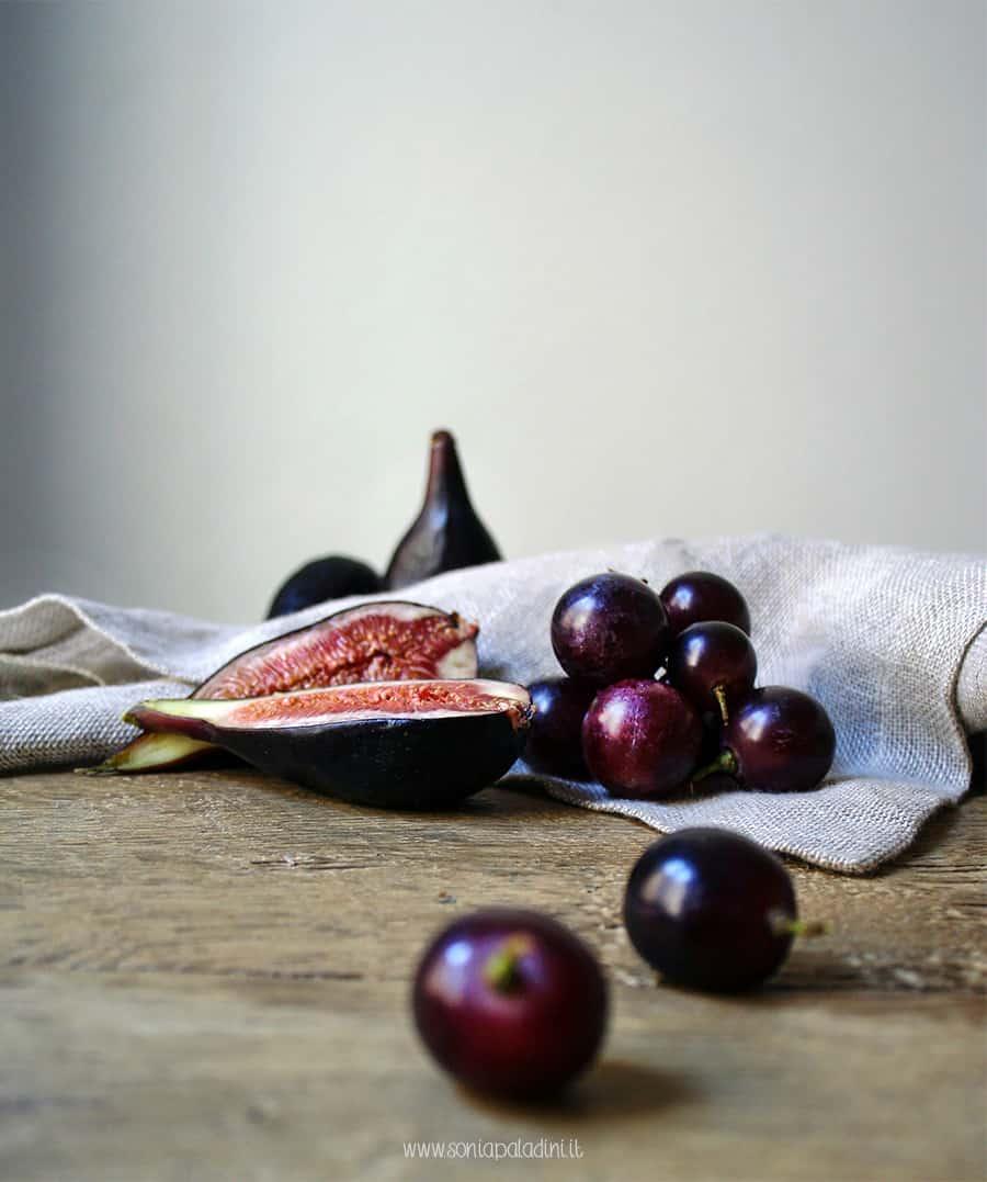 uva fichi