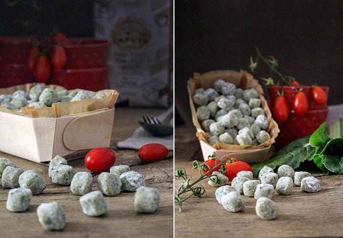Gnocchi patate pomodoro