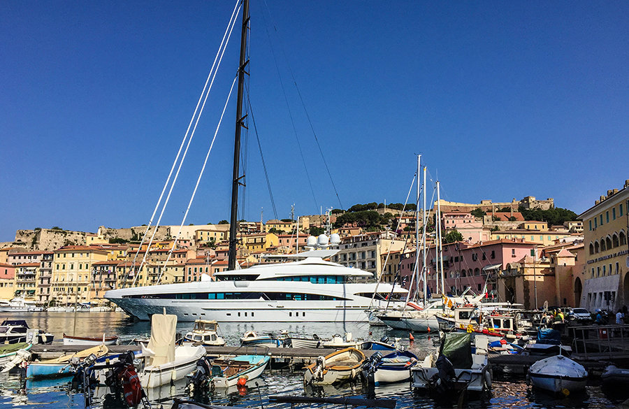 Porto Isola d'Elba