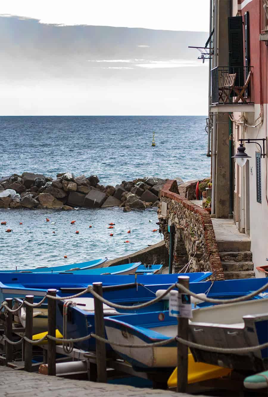 Borgo Riomaggiore
