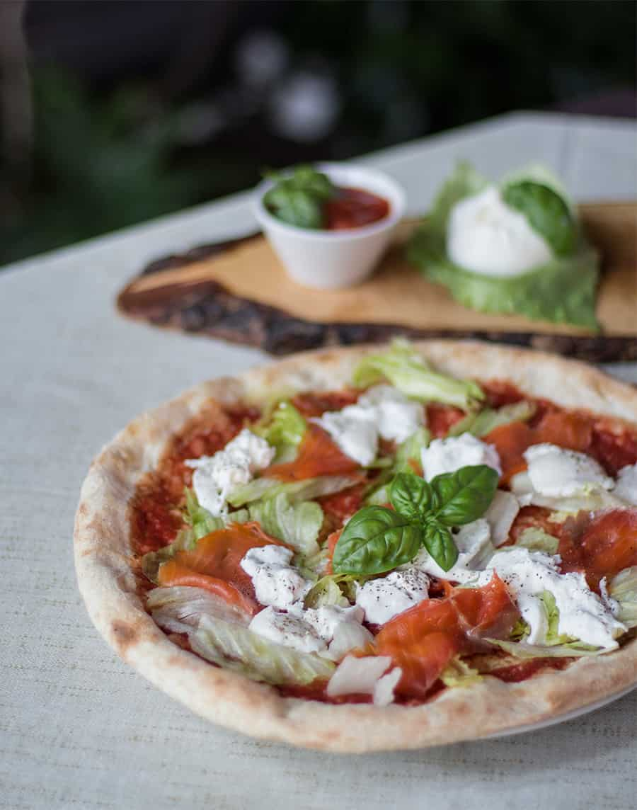 Pizza Fabio Ferrari