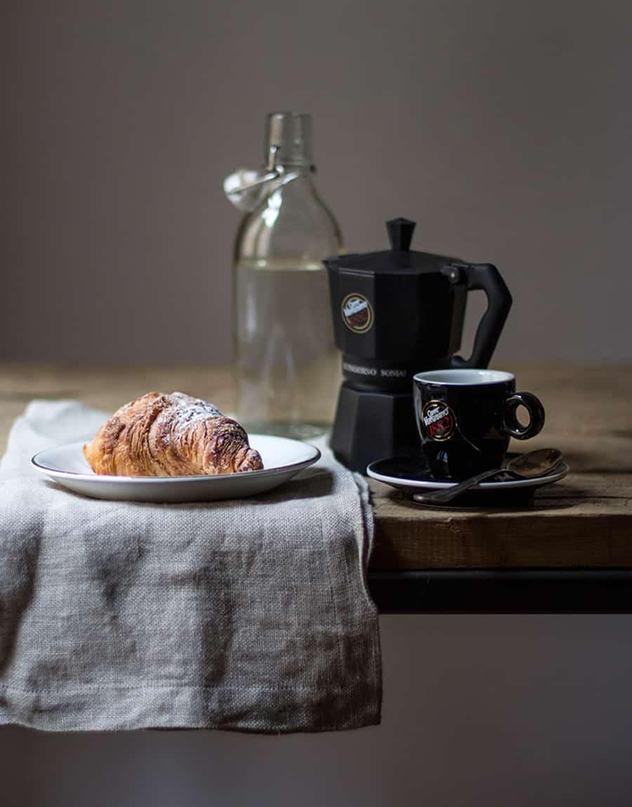 Colazione Caffè Vergnano