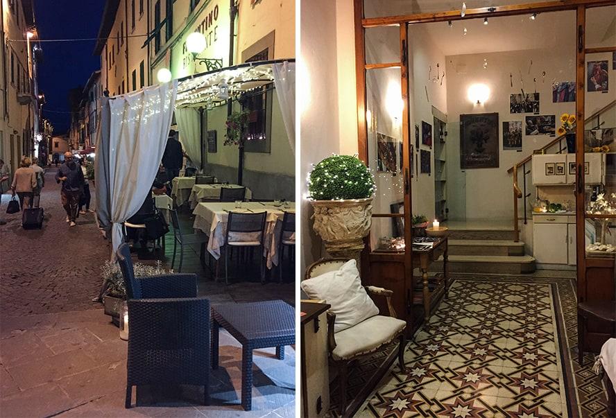 Ristorante Fiorentini a Sansepolcro