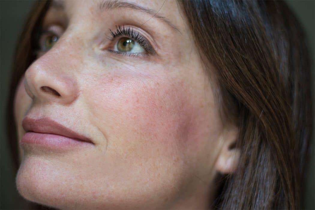 Sonia Paladini viso naturale