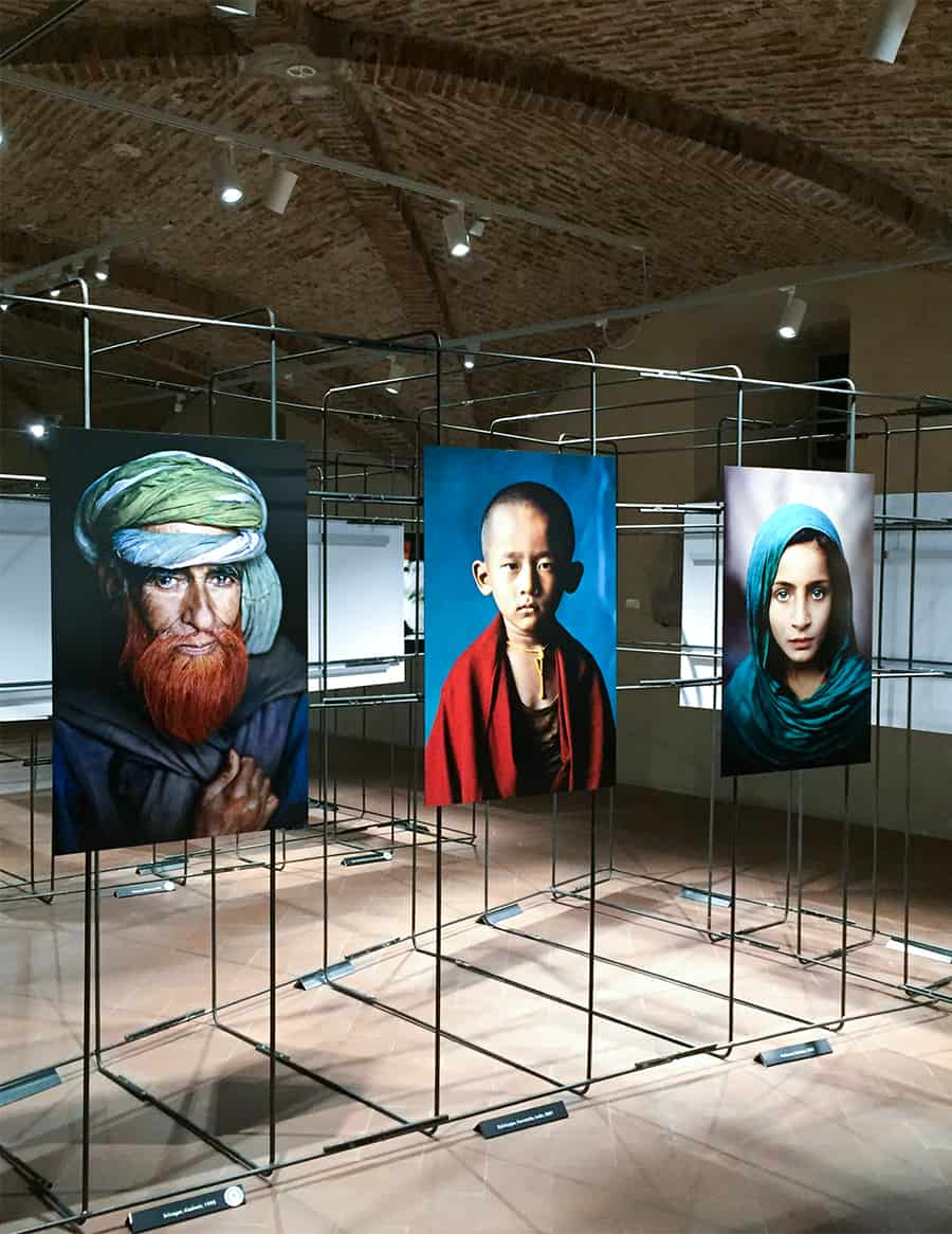 McCurry mostra