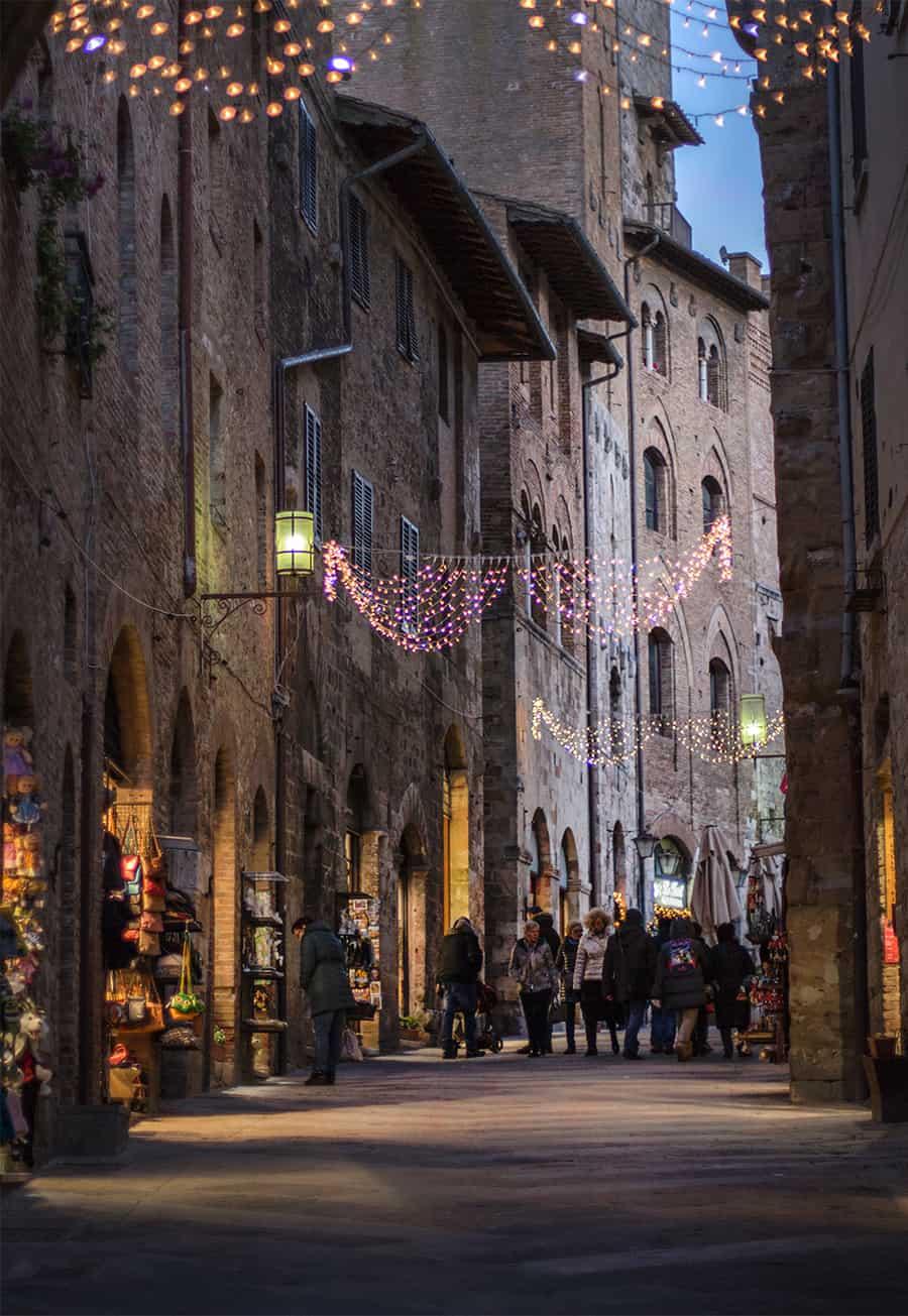 San Gimignano centro storico