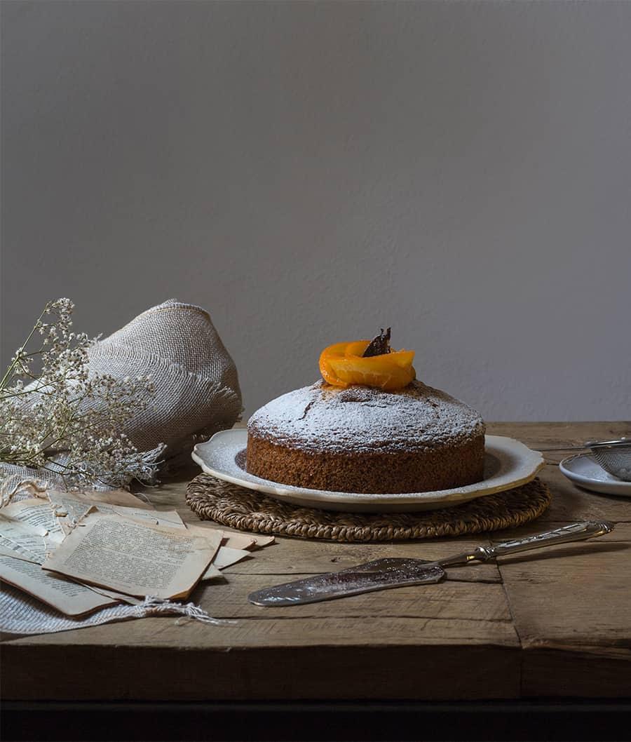 torta agli agrumi