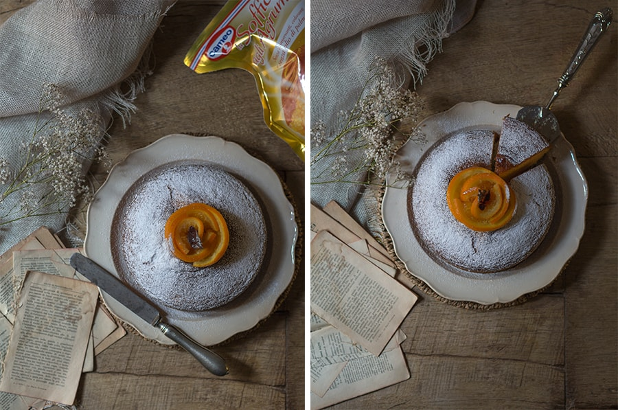 torte con arance