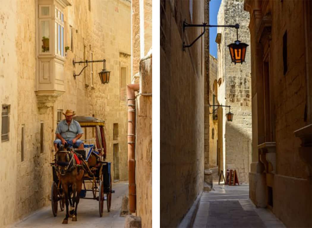 case vacanze a Malta