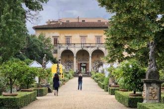Artigianato e Palazzo a Firenze