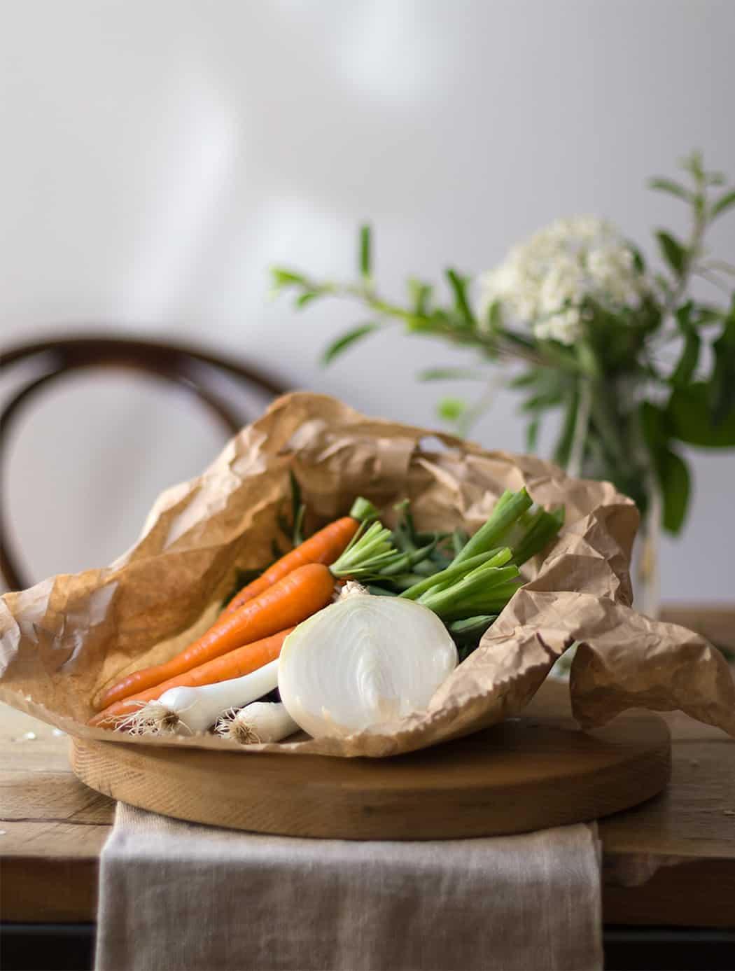 ricetta verdure con calamari in umido
