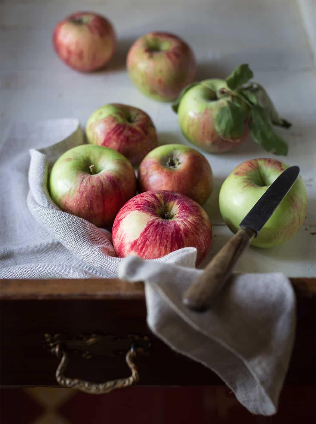 ricetta torta di mele di Sonia Paladini