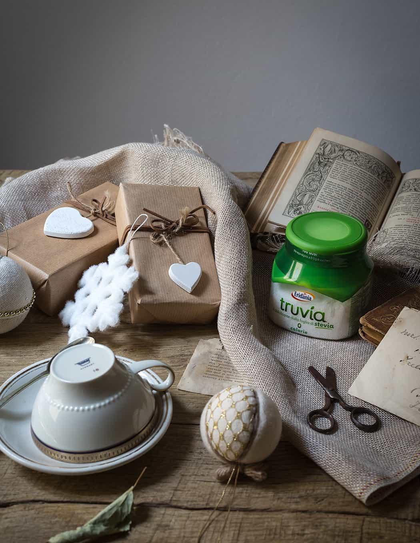 Da Stevia nasce Truvia dolcificante