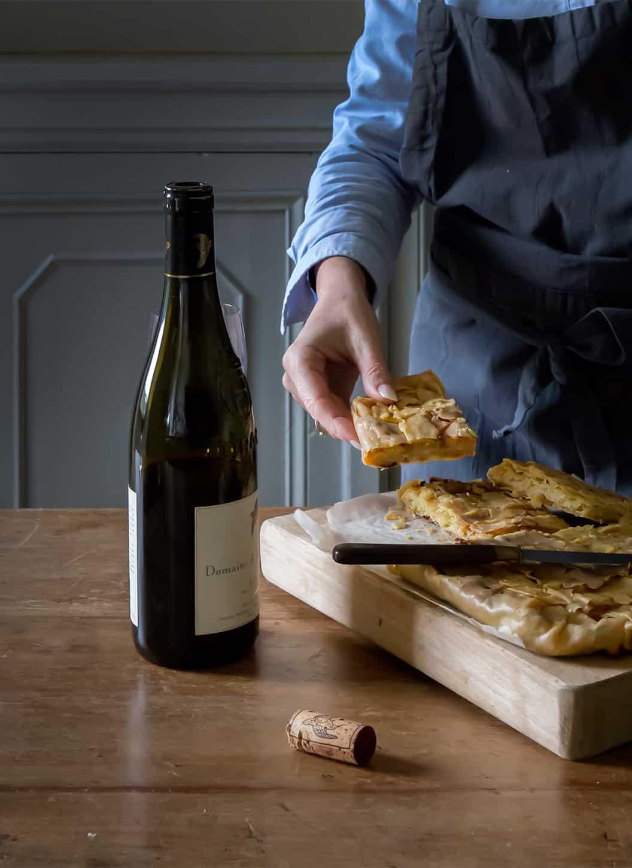 ricetta torta salata con Parmigiano e verza
