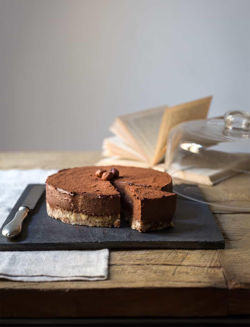 ricetta fondente al cioccolato di Sonia Paladini