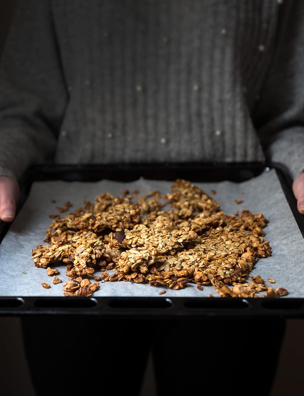 ricette granola con nocciole