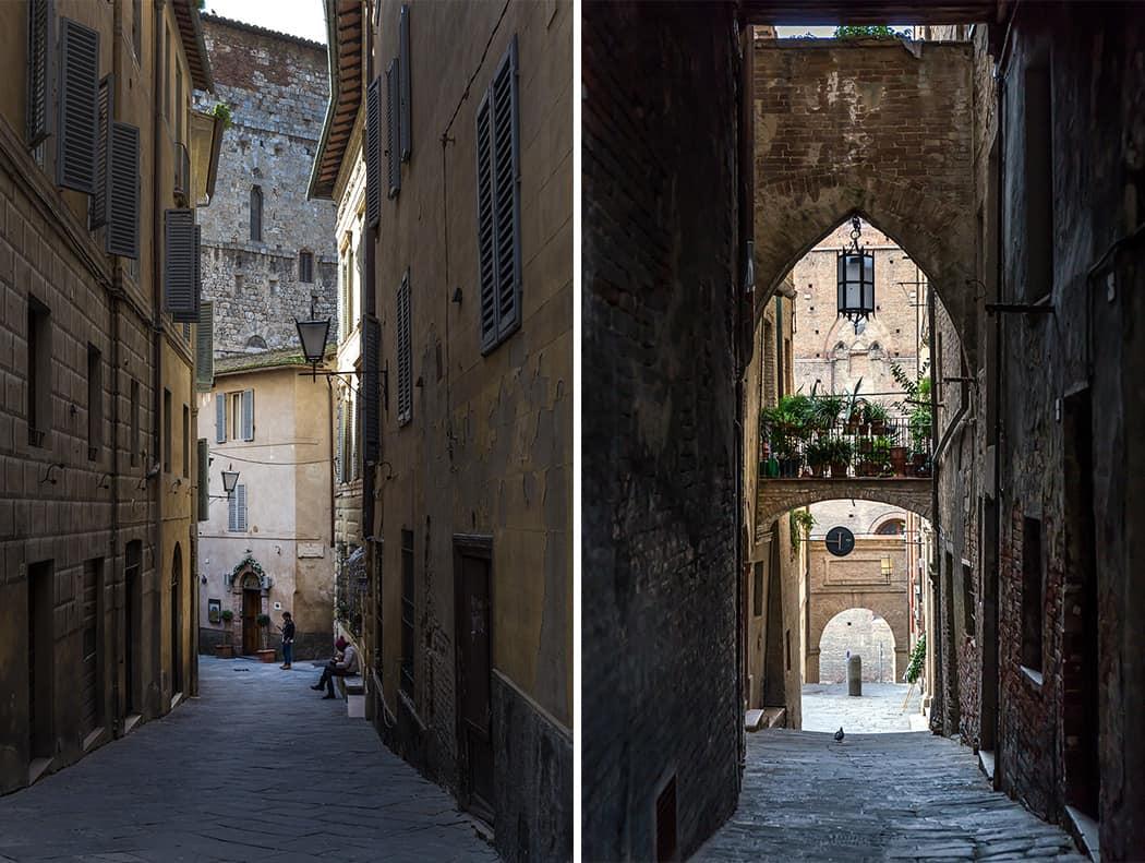 i borghi di Siena