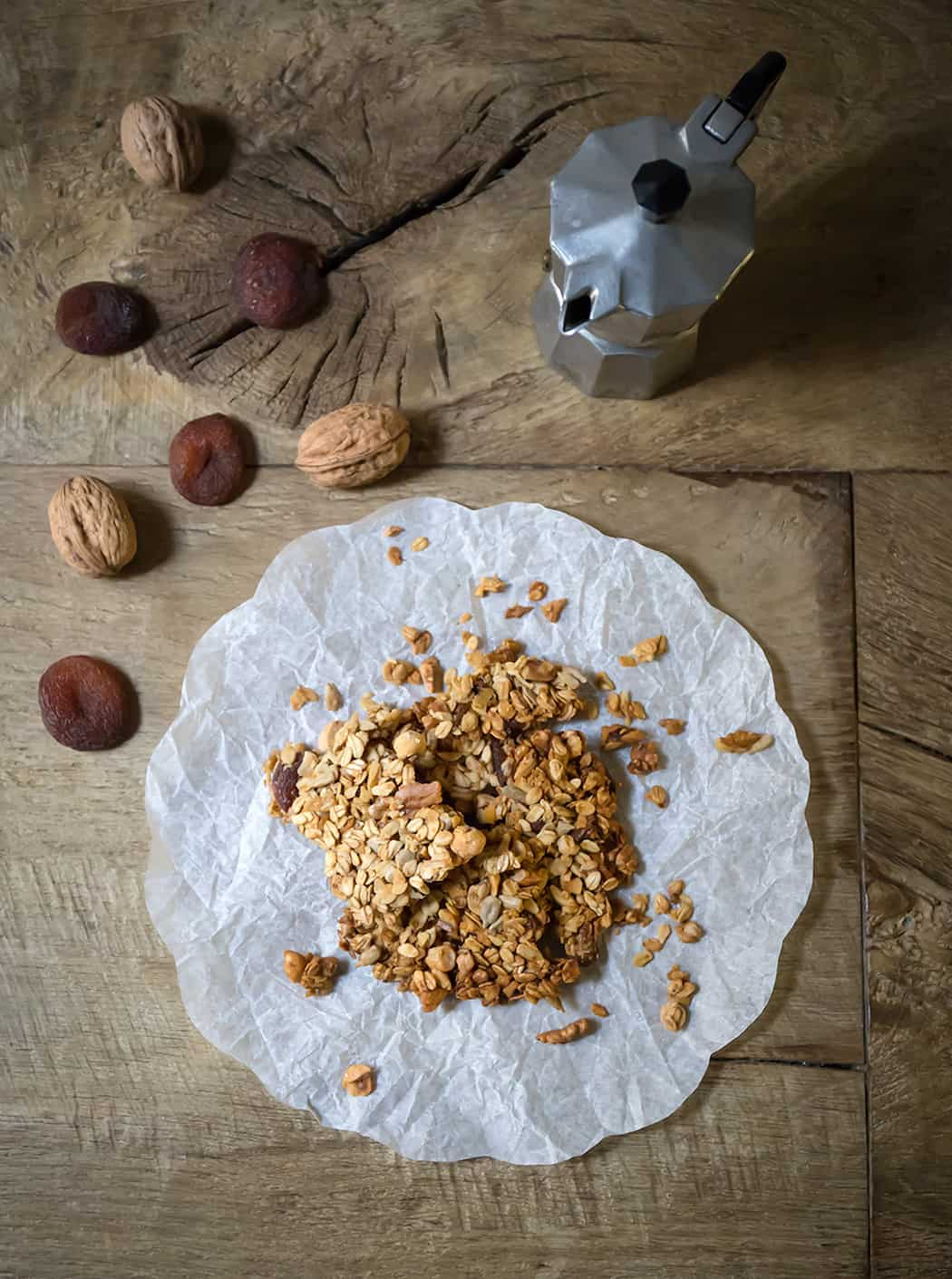 ricette granola