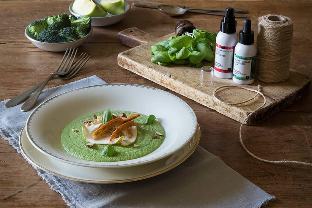 ricette con crema di broccoli