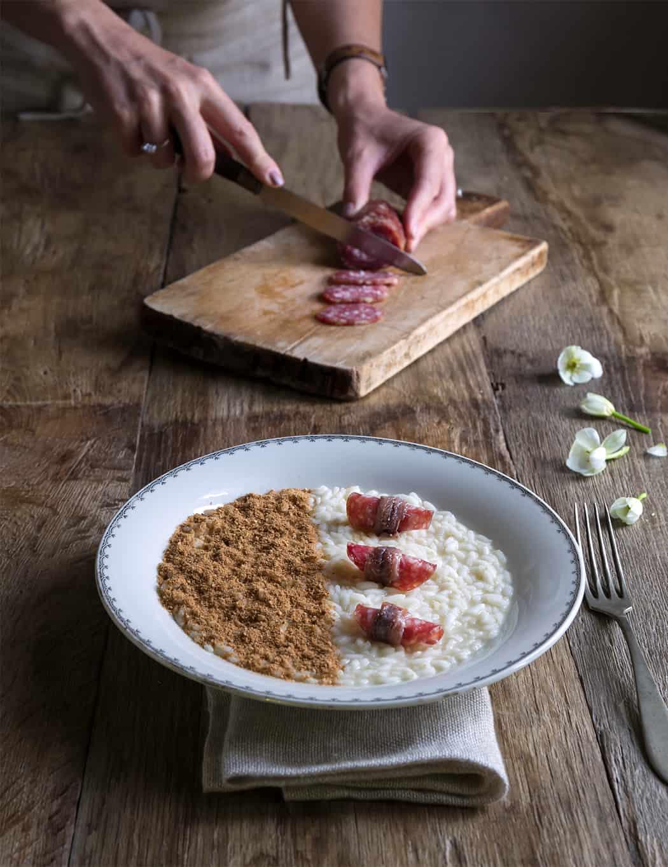 ricette con salame cacciatorino