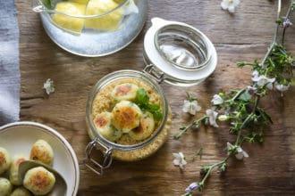ricette polpette di persico con cous cous