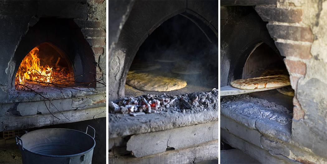 ricetta torta di patate cotta nel forno a legna