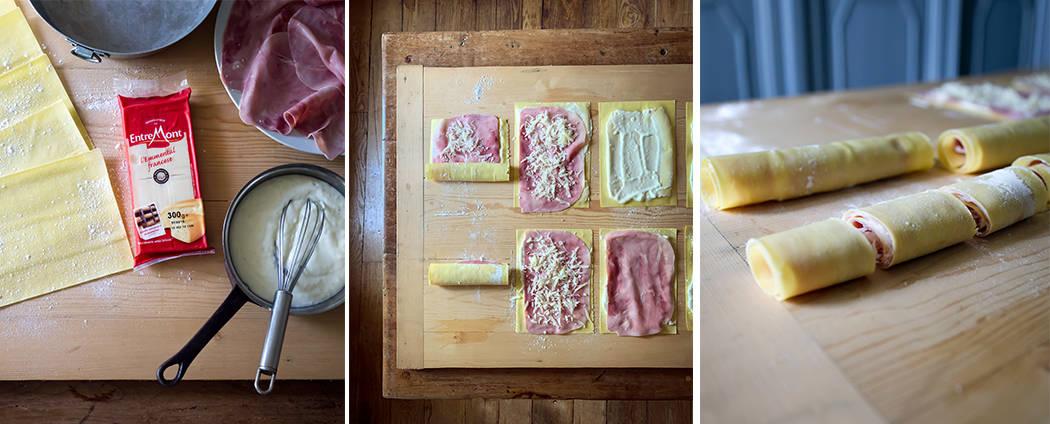 ricette nidi di rondine con Emmental Entremont di Sonia Paladini