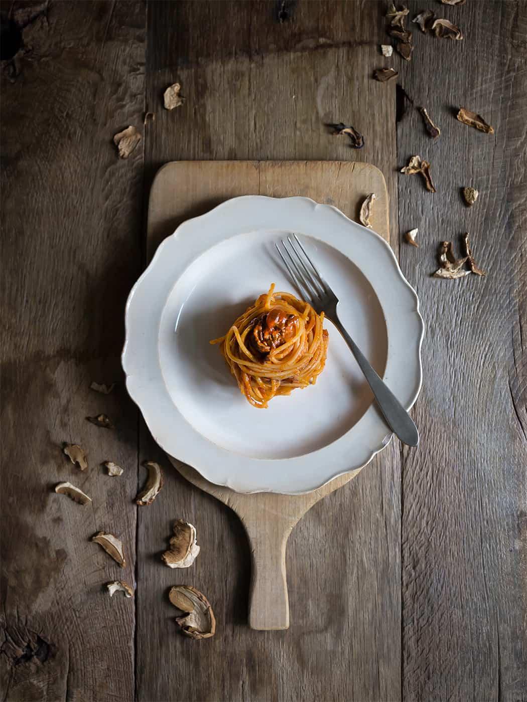 ricette con funghi secchi