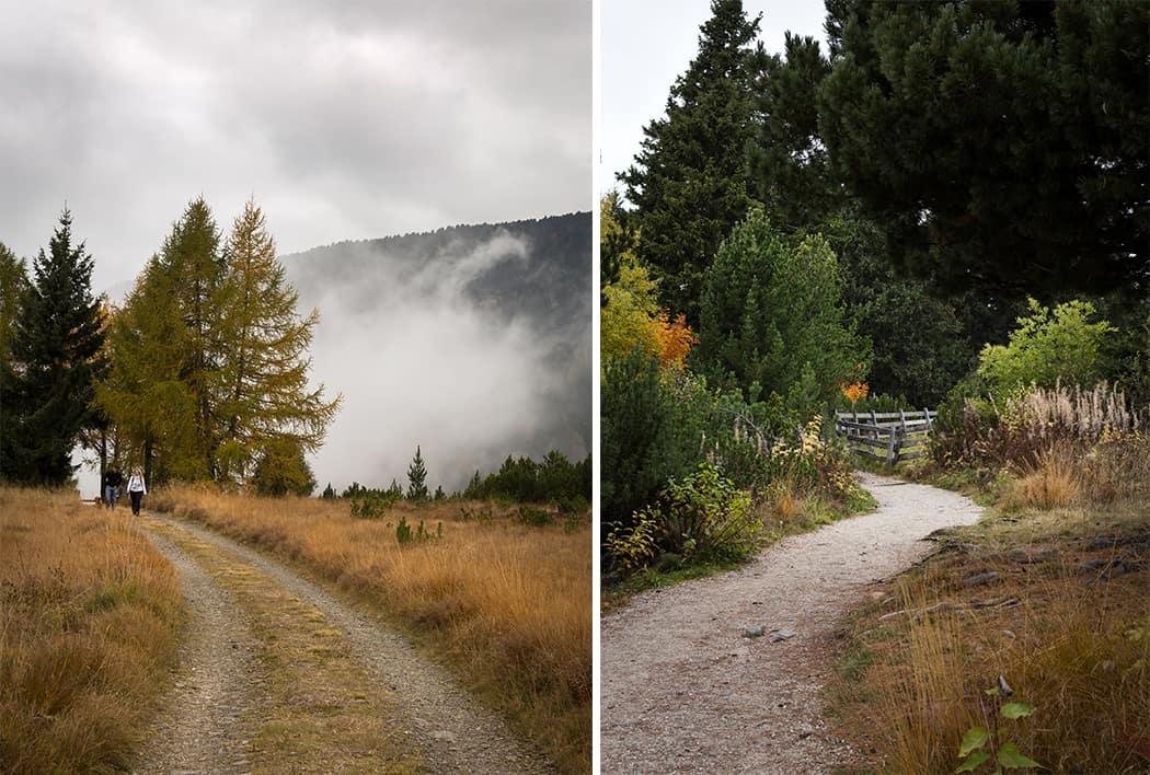 i sentieri dell'Alto Adige