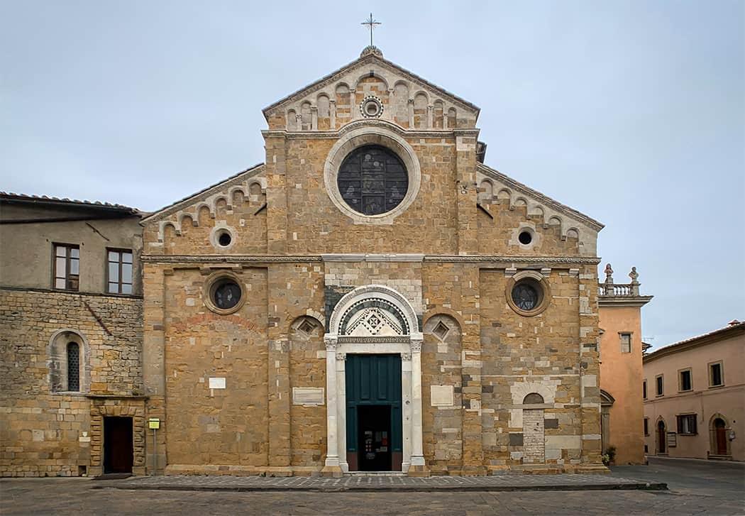 il Duomo di Volterra