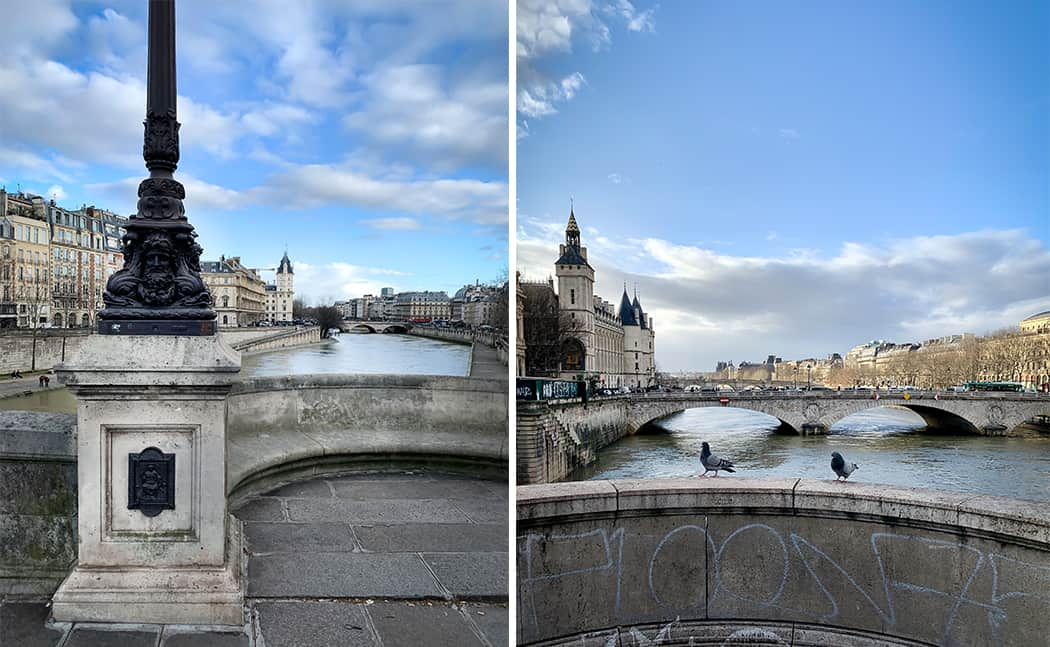 i ponti di Parigi