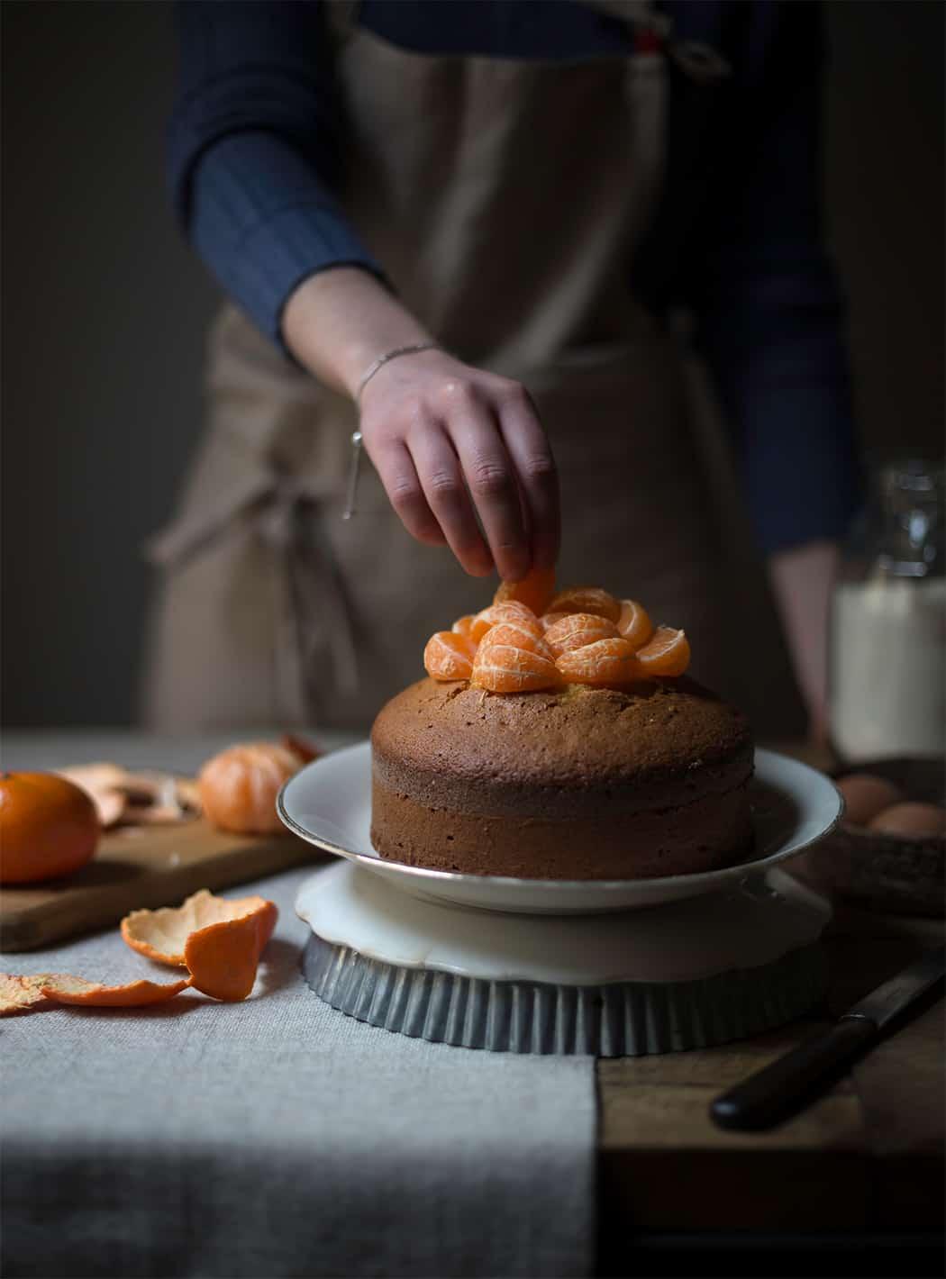 ricette torte soffici al mandarino