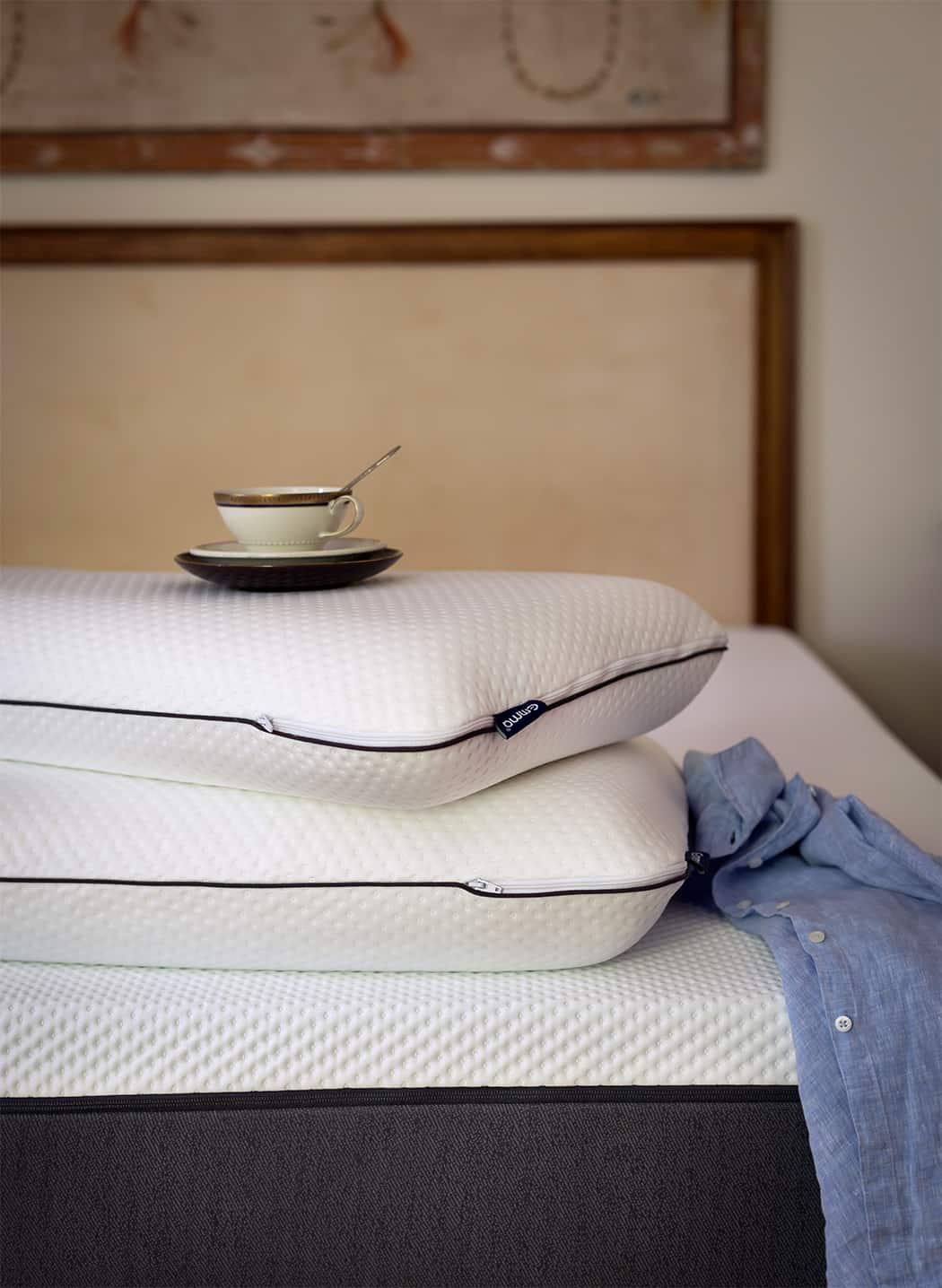 riposare bene con il materasso Emma