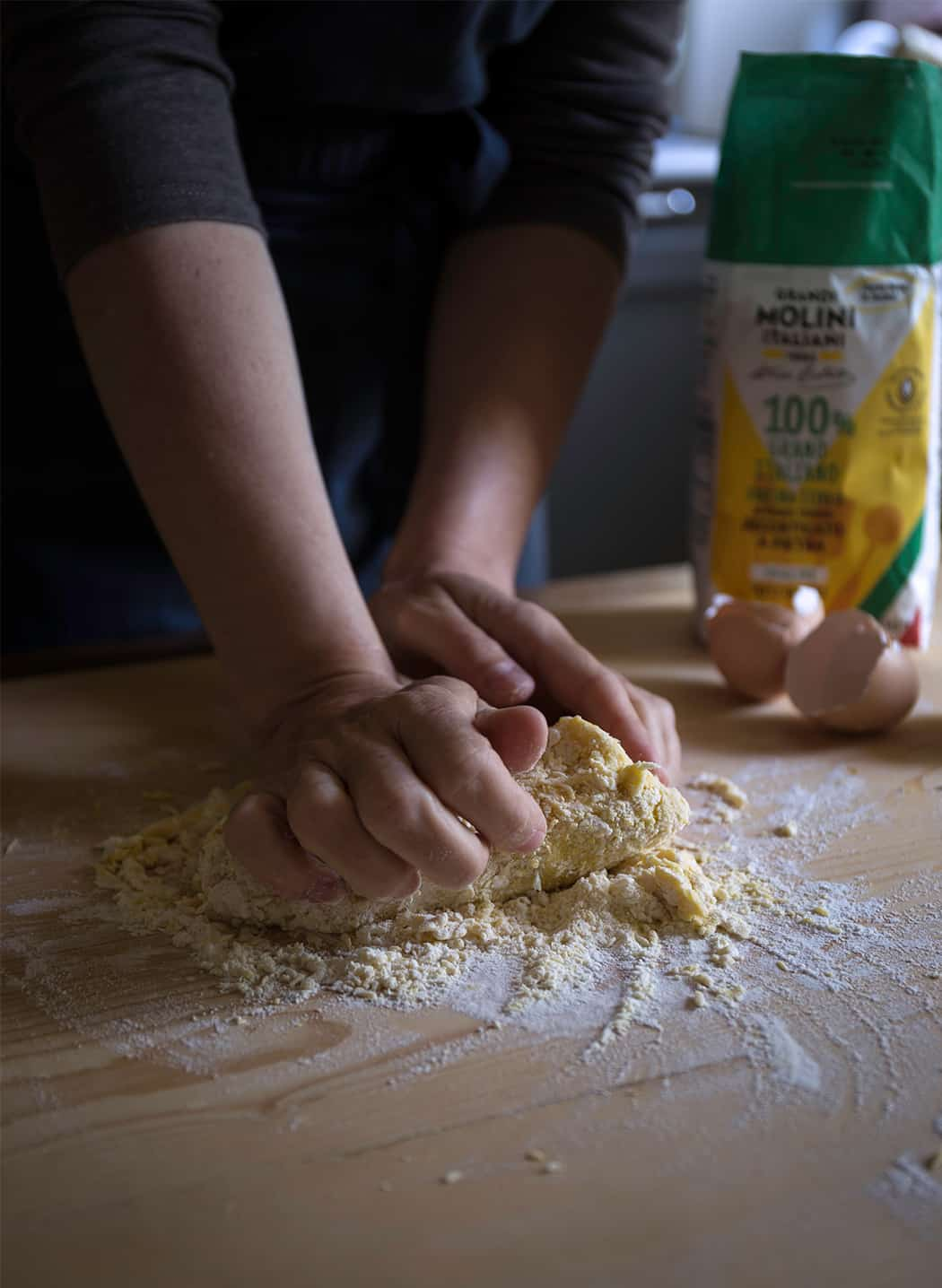 ricette pasta all'uovo
