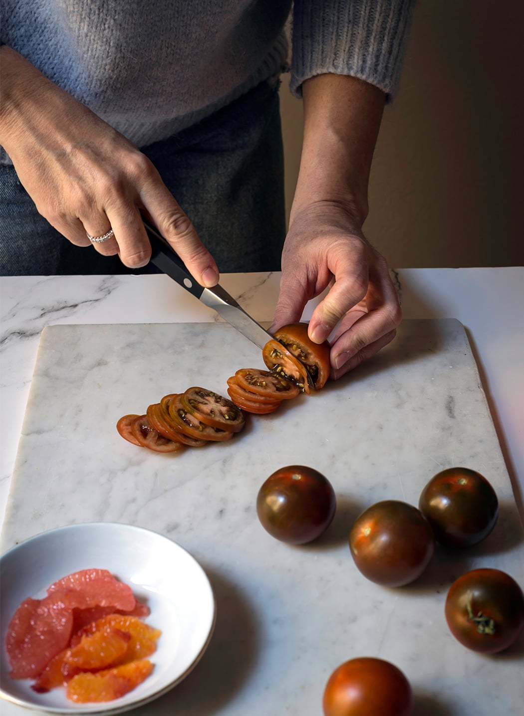 pomodori il camone di Sicilia e Sardegna