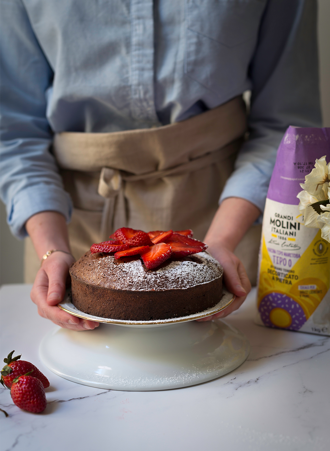 ricetta torta cioccolatino