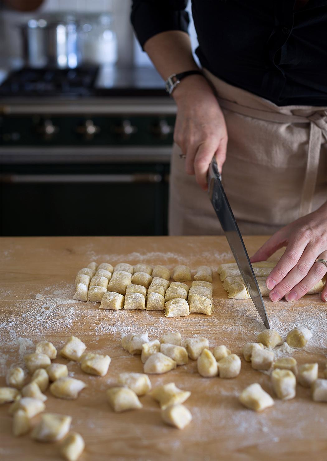 gnocchi di patate con farina