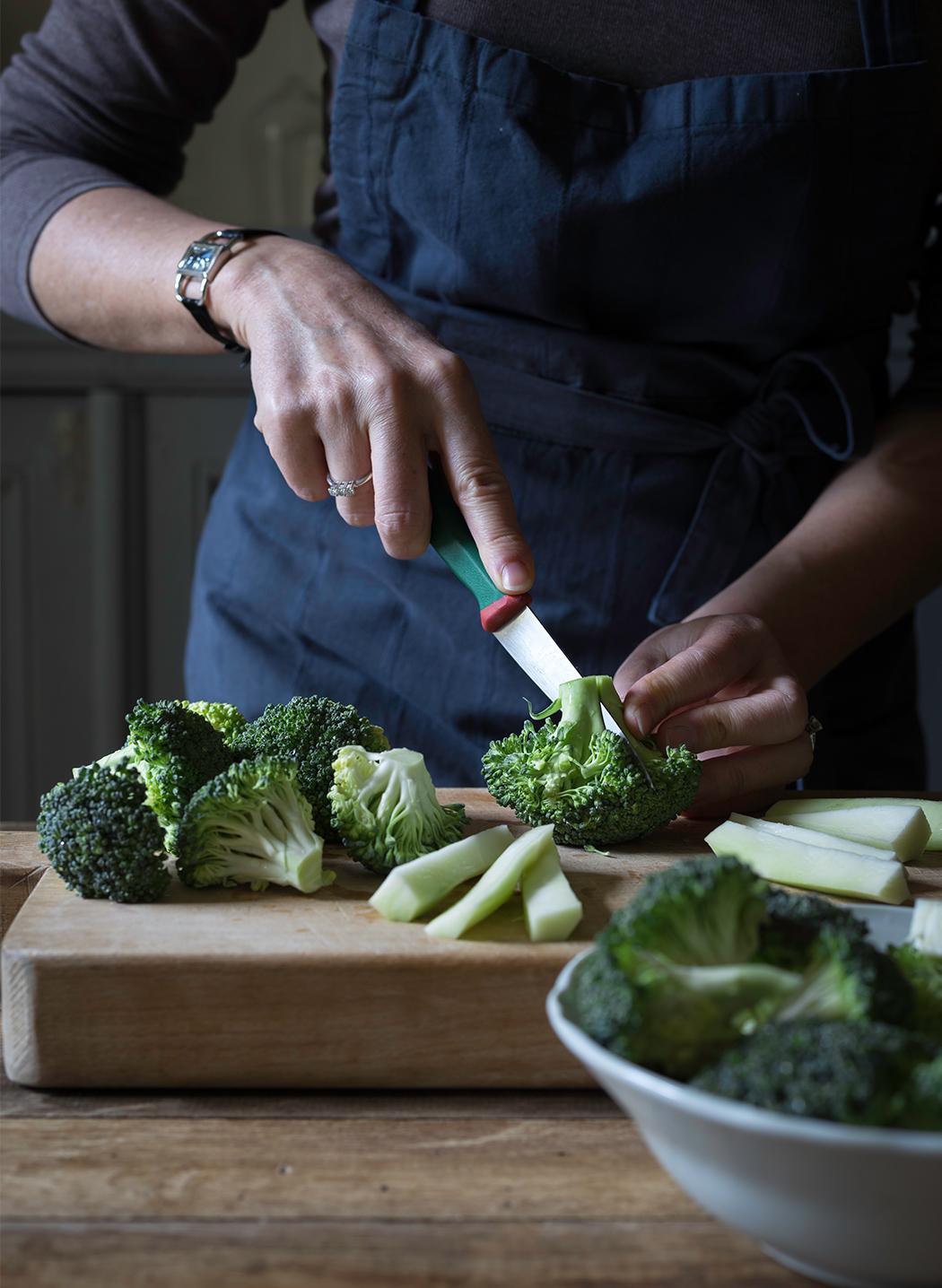 ricette con i broccoli Sonia Paladini
