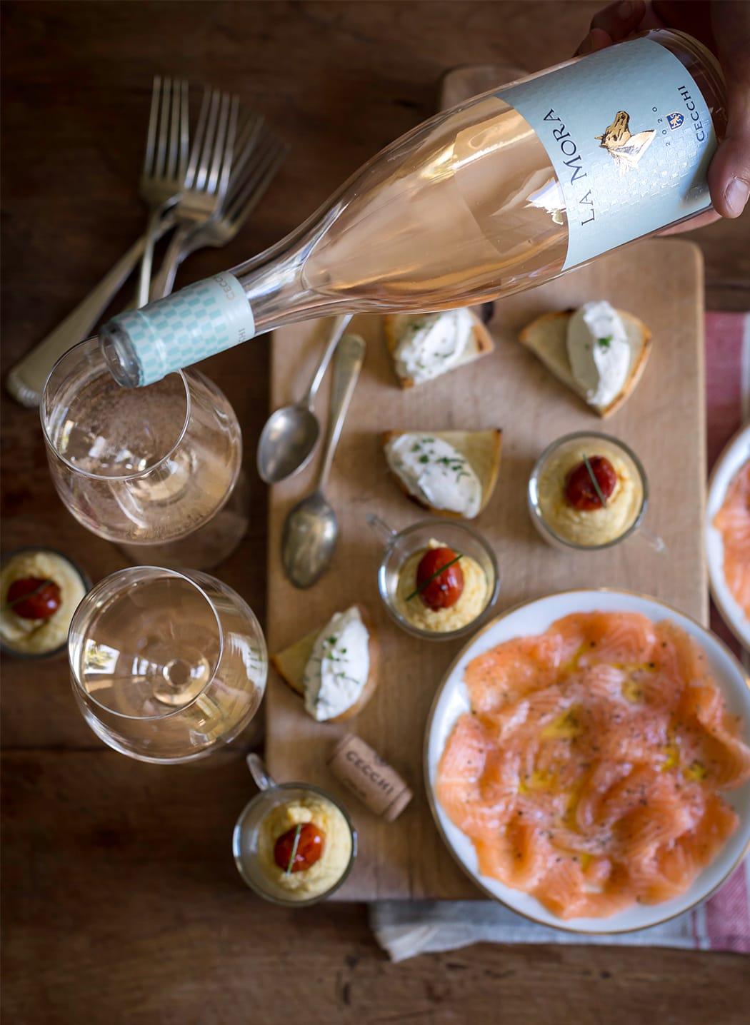 aperitivi leggeri e facili con sonia paladini