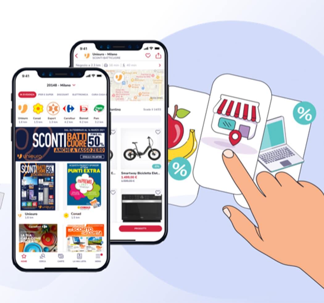 app per risparmiare DoveConviene