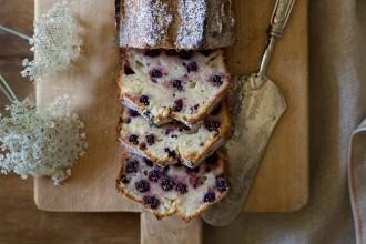 ricette plumcake alle more